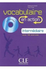 Vocabulaire En Action A2 Intermediate (+CD+CORRIGES+150 EX)