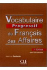 Vocabulaire Progressif des Affaires (+ CD) (+250 EXERCICES) 2ND ED