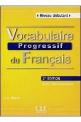 Vocabulaire Progressif Debutant (+CD+280EX) 2ND EDITION