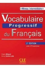 Vocabulaire Progressif Intermediate (+CD) 2ND EDITION