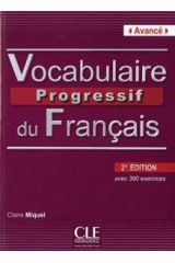 Vocabulaire Progressif Avance 2ND EDITION