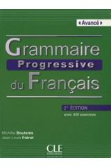 Grammaire Progressive Avance (+400 EXERC) 2ND EDITION (+CD)