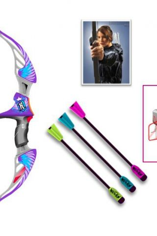 Nerf Rebelle Secrets & Spies Agent bow