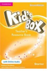 Kid's Box Starter Teacher's Resourse Pack ( + On Line Audio) 2nd Edition