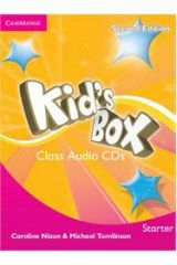 Kid's Box Starter CDs (2) 2nd Edition