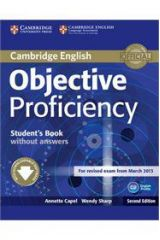 Objective Proficiency Student's book 2013 (2nd Ed)