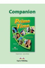 PRIME TIME PRE-INTERMEDIATE COMPANION GREECE