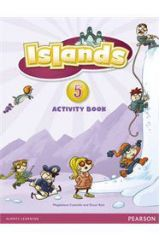 Islands 5 Activity Book (+ Pin Code)