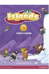 Islands 5 Pupil's Book (+ Pin Code)