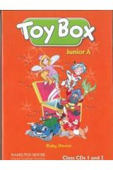 Toy box junior A Audio cd (2)