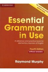 Essential Grammar in Use Book without answers (4th edition)