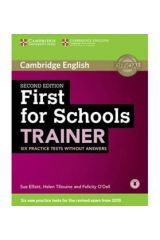 First For Schools Trainer Student's Book 2nd Edition (NEW 2015 EXAM)