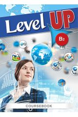 Level Up B2 Coursebook and Writing Booklet Student's Book set