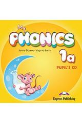 My Phonics 1a Pupil's Audio CD