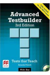 Advanced Testbuilder Students Book + CD (with key) 3rd ed(2015)