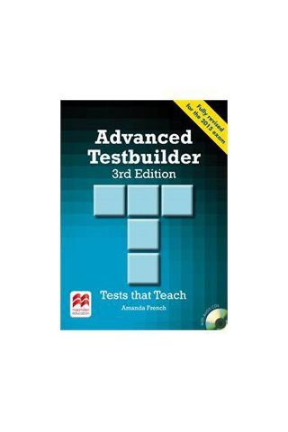 Advanced Testbuilder Students Book + CD 3rd ed(2015)