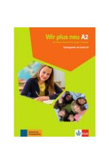 Wir plus neu A2 Trainingsheft mit Audio-CD