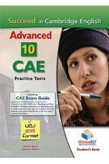 Succeed in Cambridge Advanced 10 Practice Tests CDs (2015)