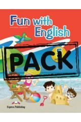Fun With English 5 Primary Pupil's Book (+ multi-ROM)