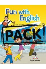 Fun With English 6 Primary Pupil's Book (+ multi-ROM)