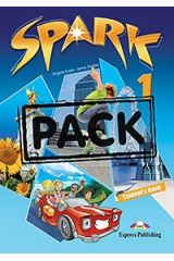 Spark 1 (Monstertrackers) Power Pack 2