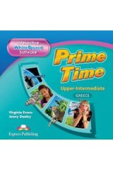 Prime Time Upper-Intermediate Interactive Whiteboard Software - for Greece