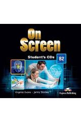 On Screen B2 Student's Audio CDs (set of 2)