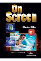On Screen B2+ Class Audio CDs (set of 4)