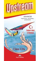 Upstream Advanced C1 (3rd Edition) Class Audio CDs (Student's Book & Workbook - set of 8)