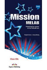 Mission MELAB Class Audio CDs (set of 6)