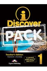 iDiscover 1 Teacher's Pack
