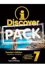 iDiscover 7 Teacher's Pack