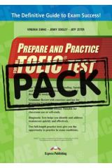 Prepare and Practice for the TOEIC Test Student's Book (+ Key & Class Audio CDs)