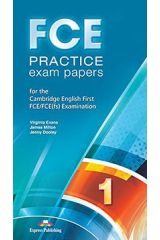 FCE Practice Exam Papers 1 Class Audio CDs (set of 10) - For the Updated 2015 Exam!
