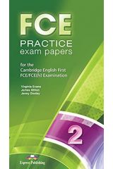 FCE Practice Exam Papers 2 Class Audio CDs (set of 12) - For the Updated 2015 Exam!