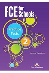FCE for Schools 2 Practice Tests Class Audio CDs (set of 4) - For the Updated 2015 Exam!