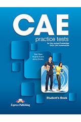 CAE Practice Tests Student's Book - For the Updated 2015 Exam!