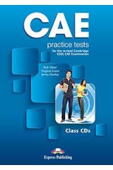 CAE Practice Tests Class Audio CDs (set of 3) - For the Updated 2015 Exam!