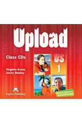 Upload Us 1 Class Audio CDs (set of 2)