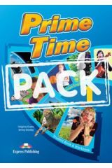 Time 1 Student Book & Workbook (+ Student's Audio CD)