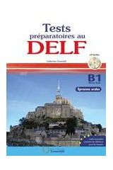DELF B1 Oral (+CD) Test Preparatoires