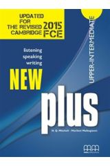 New Plus Upper-Intermediate - Student's Book (3rd Edition) (Revised FCE 2015)