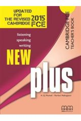 New Plus FCE Teacher's Book (Revised FCE 2015)