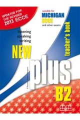 New Plus Level B2 Ecce Michigan (Re. 2013) Teacher's Book