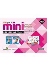 MM Pack Mini Pre Junior Υippee Blue
