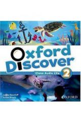 Oxford Discover 2 CD CLASS (3)