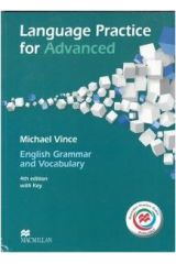 Language Practice for Advanced 4th edition 2014 student book (+CD) without answers