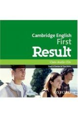 Cambridge English First Result Class CDs (2) (2015)