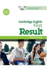 Cambridge English First Result Teacher's Book (2015)