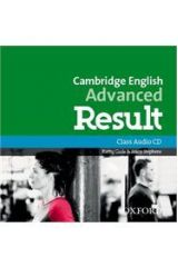 Cambridge English Advanced Result Class CDs (2) (2015)